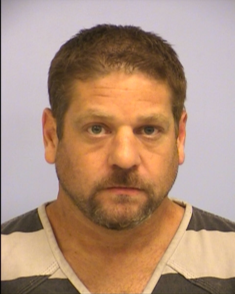 BRENT HOOVER (Travis County Central Booking)