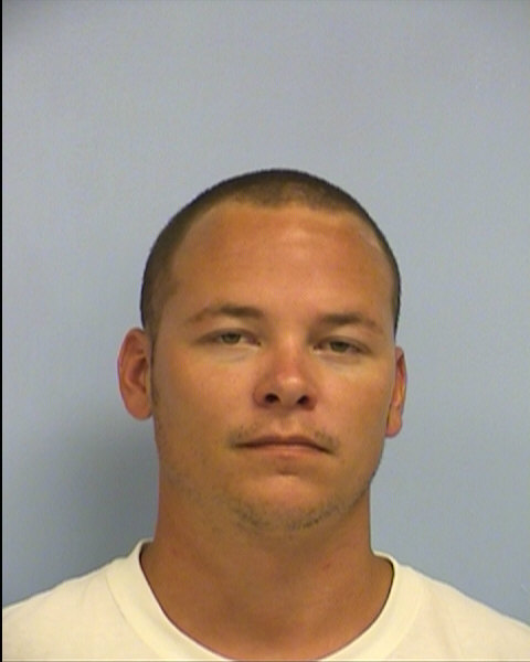 KRISTOPHER MCCLAIN (Travis County Central Booking)