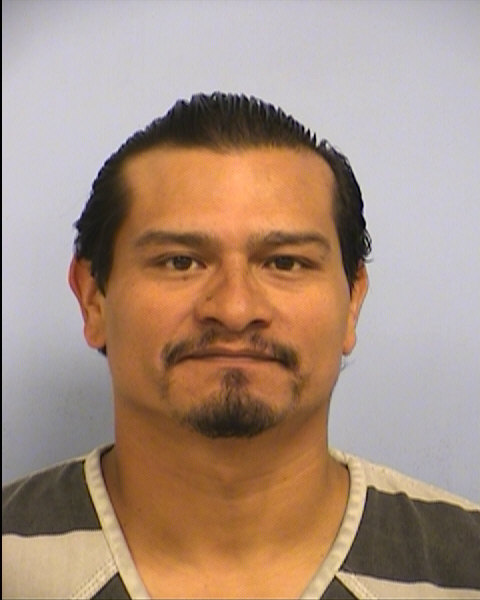 ANTHONY VASQUEZ (Travis County Central Booking)