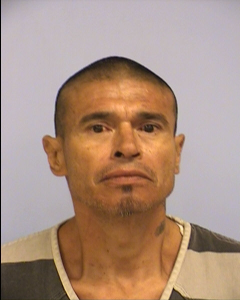 ROBERT LUJAN (Travis County Central Booking)