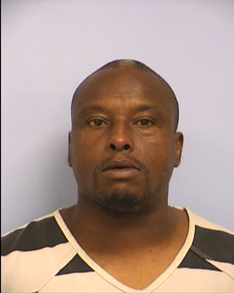 KEVIN EVANS (Travis County Central Booking)