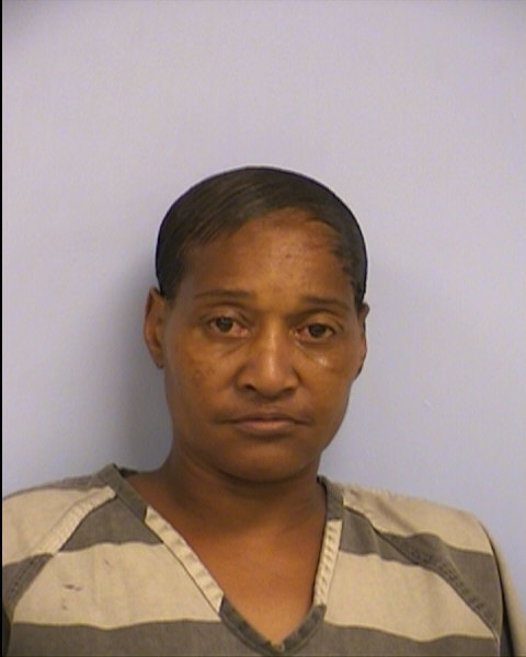 JACQUELINE HILL (Travis County Central Booking)
