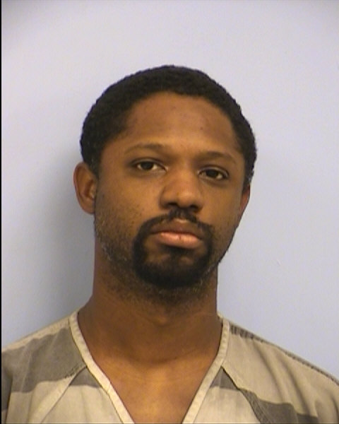 REGINALD SHELBY (Travis County Central Booking)