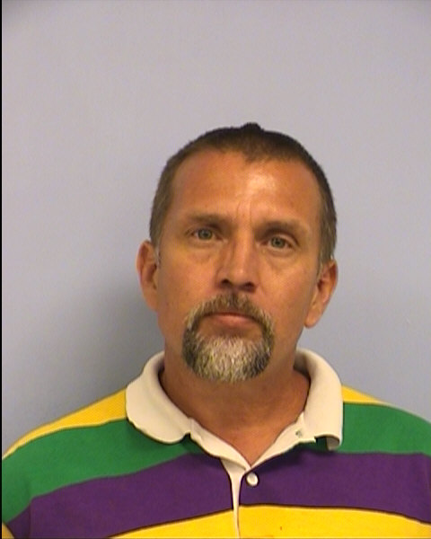 JAMES SANDERS (Travis County Central Booking)