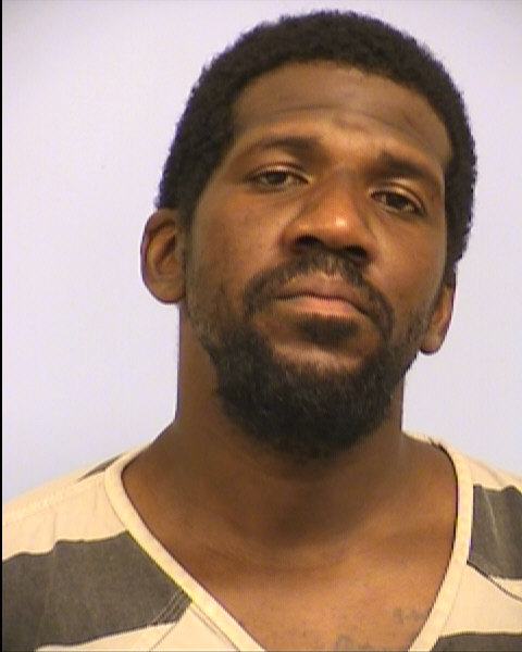 JERMAINE KYLES (Travis County Central Booking)