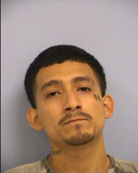 OMAR MARTINEZ (Travis County Central Booking)