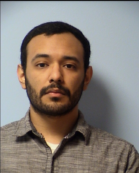 ALEXANDRO MARTINEZ (Travis County Central Booking)