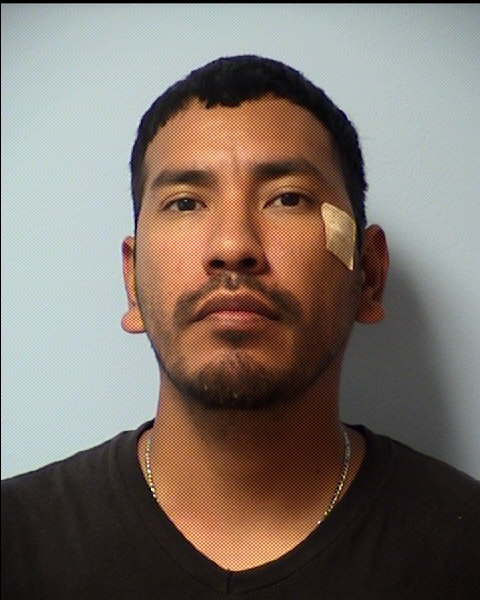 ANDREW MENDEZ (Travis County Central Booking)
