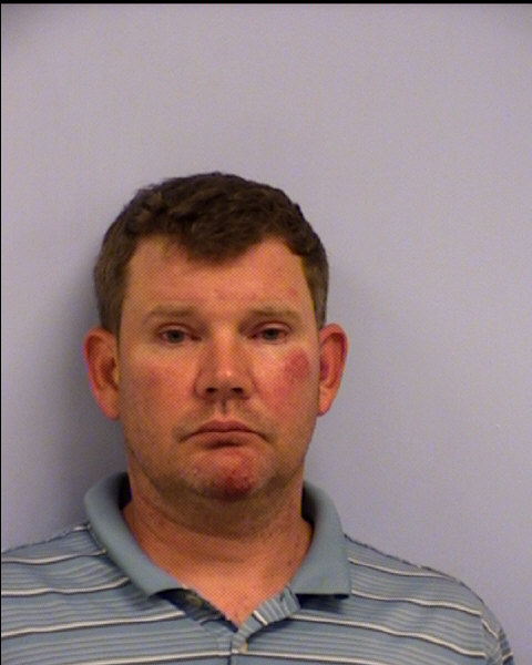 FRANK KANE (Travis County Central Booking)