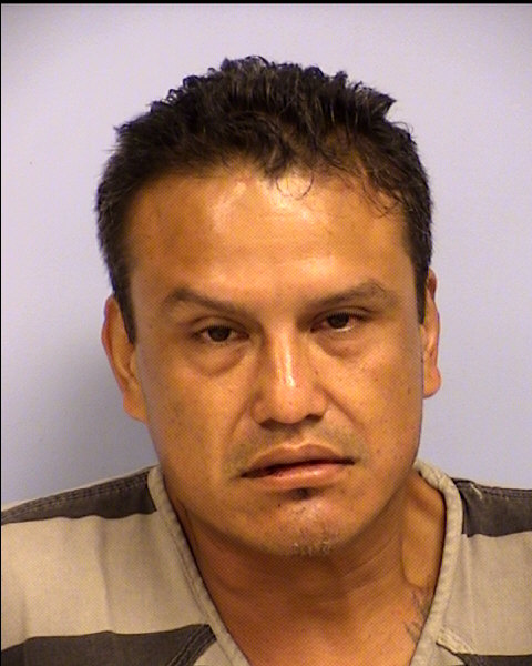 BENITO MELENDREZ (Travis County Central Booking)