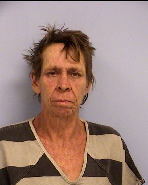 TERESA MEARS (Travis County Central Booking)