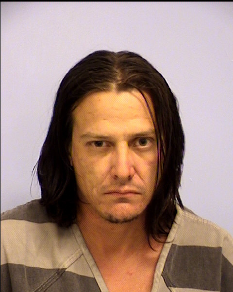 SEAN LAWLESS (Travis County Central Booking)
