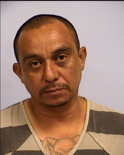RICKY GOVEA (Travis County Central Booking)