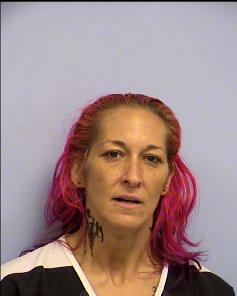 ALYSHA HOLLAWAY (Travis County Central Booking)