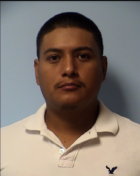 FRANCISCO MARTINEZ (Travis County Central Booking)
