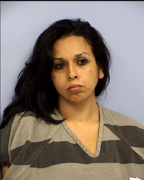 ALVINA LUNT (Travis County Central Booking)