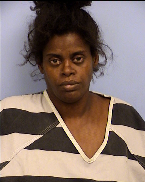 LAKEISHA LEWIS (Travis County Central Booking)