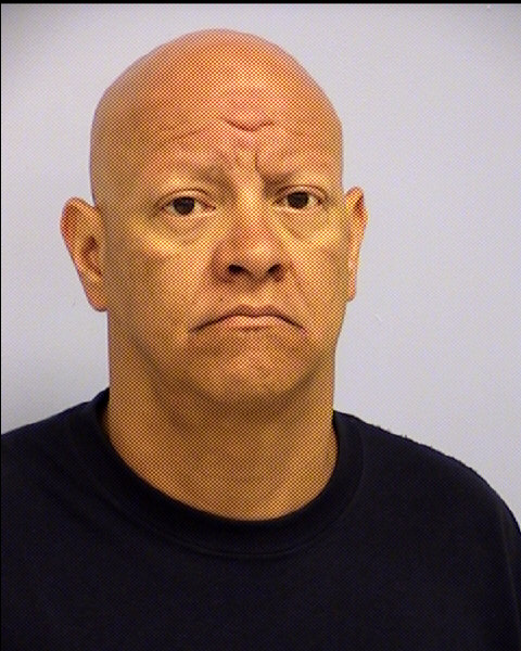 RICHARD MARTINEZ (Travis County Central Booking)
