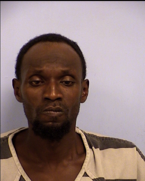 BRODERICK GREEN (Travis County Central Booking)