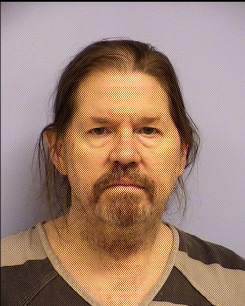 RICHARD HARBAUGH (Travis County Central Booking)