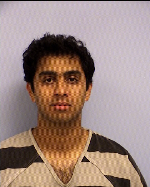 ARSHUL MODH (Travis County Central Booking)
