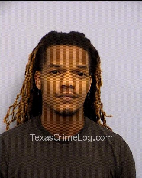 Mizell Clark (Travis County Central Booking)