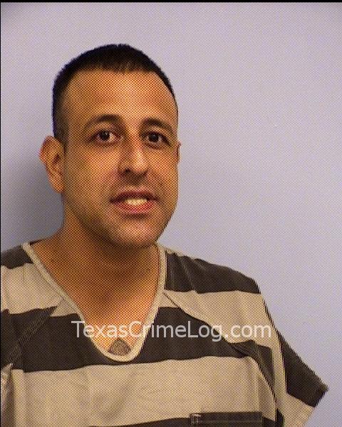 Hilario Delgado (Travis County Central Booking)