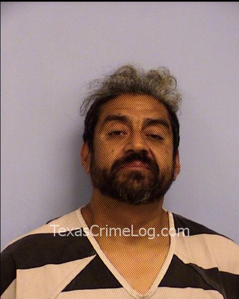 Francisco Muniz (Travis County Central Booking)