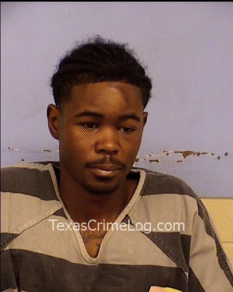 Kanye Franklin (Travis County Central Booking)