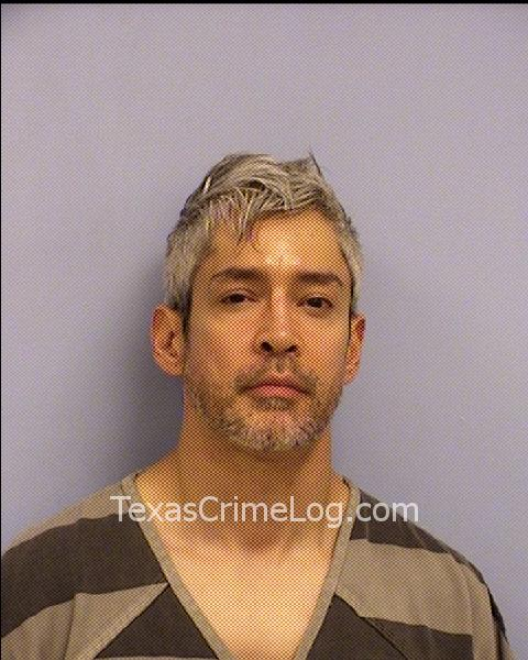 Brian Harte (Travis County Central Booking)