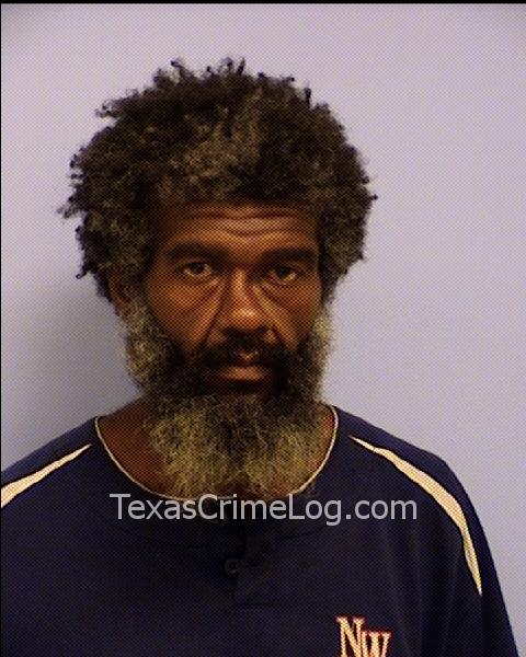 Darrell Jones (Travis County Central Booking)