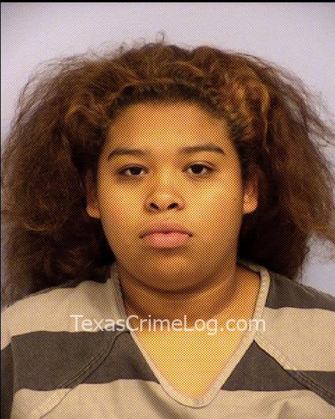 Eriana Calle (Travis County Central Booking)