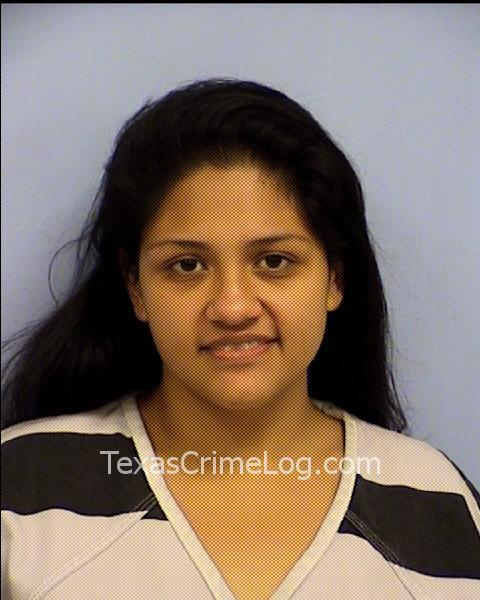 Leah Hernandez (Travis County Central Booking)