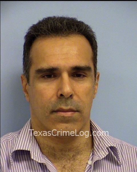 Mazyar Motraghi (Travis County Central Booking)