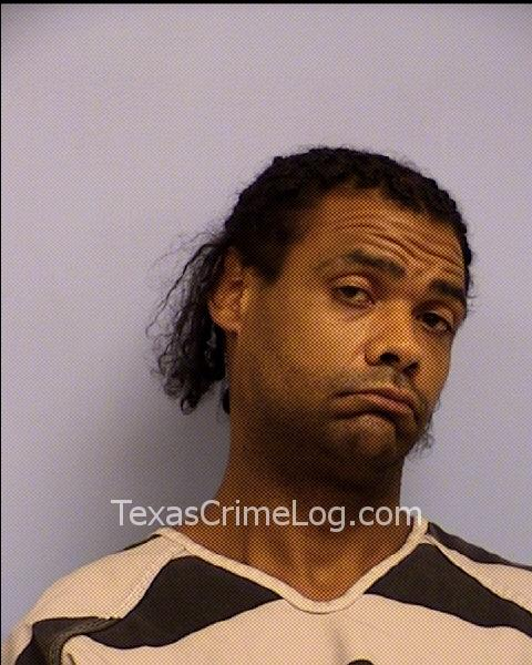Eric Conner (Travis County Central Booking)