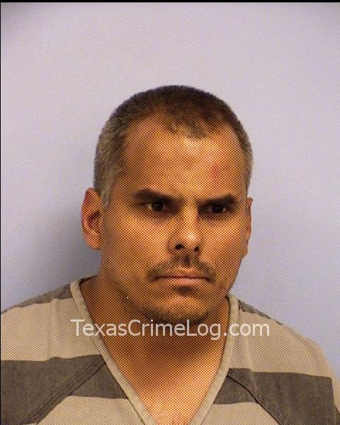 Beau Prestidge (Travis County Central Booking)