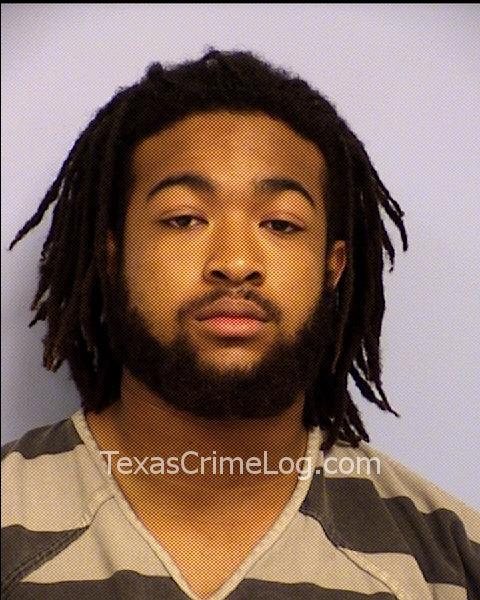 Shay Rogers (Travis County Central Booking)