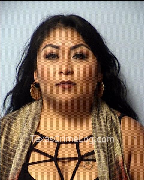 Yessica Torres (Travis County Central Booking)