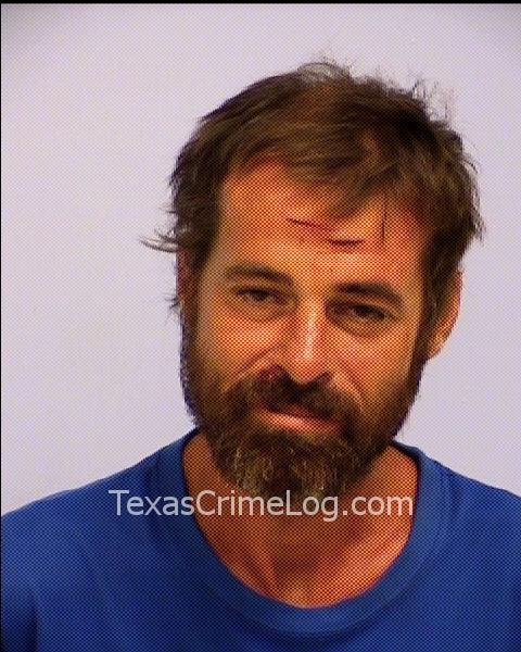 Shane Myers (Travis County Central Booking)