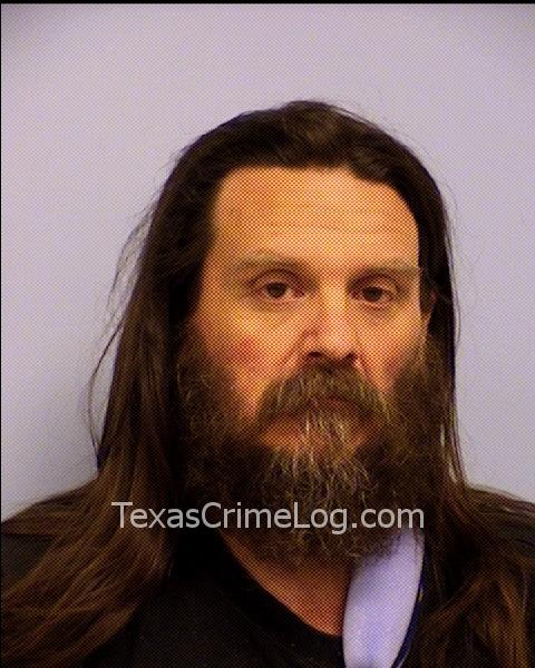 Terry Moorhead (Travis County Central Booking)
