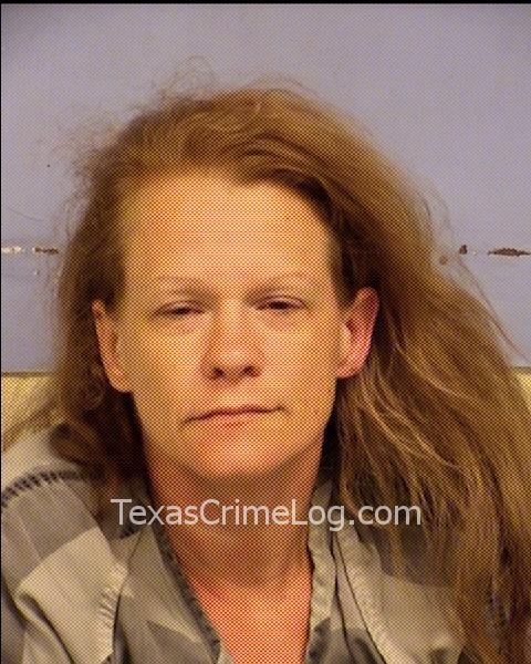 Karen Woodward (Travis County Central Booking)