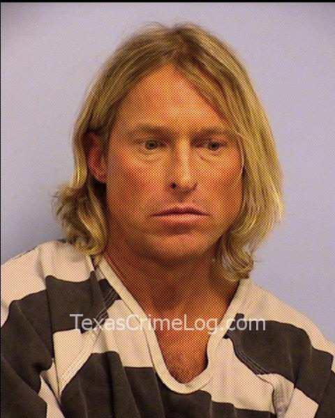 Scott Hruby (Travis County Central Booking)
