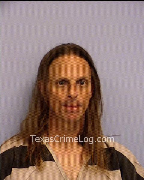 Jon Spakes (Travis County Central Booking)