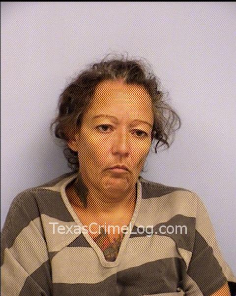 Pamela Montoyua (Travis County Central Booking)