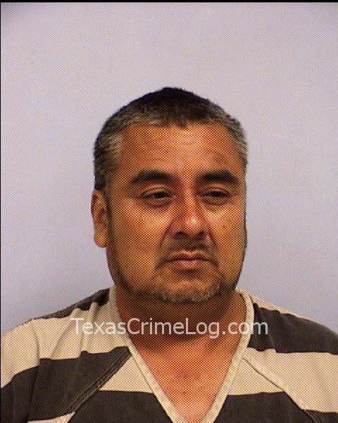 Cirilo Zavala (Travis County Central Booking)