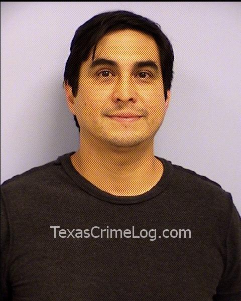 Gilbert Moreno (Travis County Central Booking)
