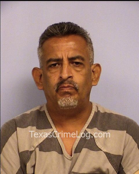 Oscar Martinez (Travis County Central Booking)
