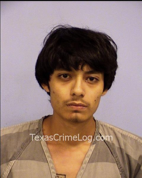 Richard Rodriguez (Travis County Central Booking)