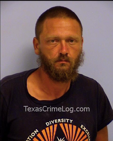 Jesse Olsen (Travis County Central Booking)
