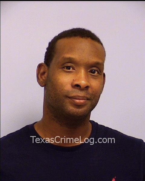 Chad Lyons (Travis County Central Booking)